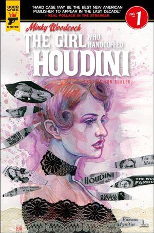 Minky Woodcock: The Girl Who Handcuffed Houdini 1-A