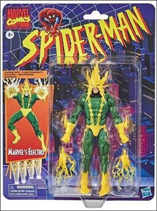 Marvel Legends Retro (Spider-Man Series) Marvel's Electro