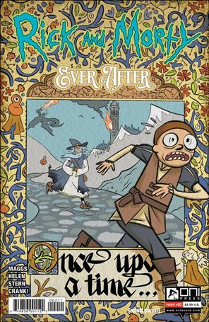 Rick and Morty Ever After 2-A