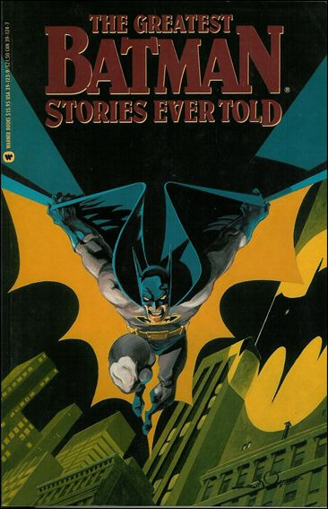 Greatest Batman Stories Ever Told 1-B by DC