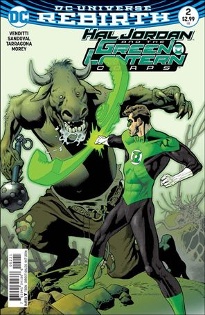 Hal Jordan and the Green Lantern Corps 2-B