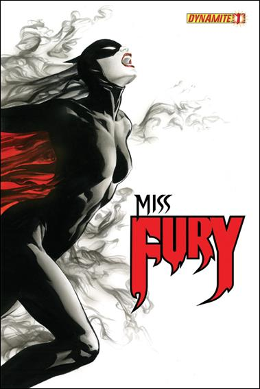 Miss Fury (2013) 1-A by Dynamite Entertainment