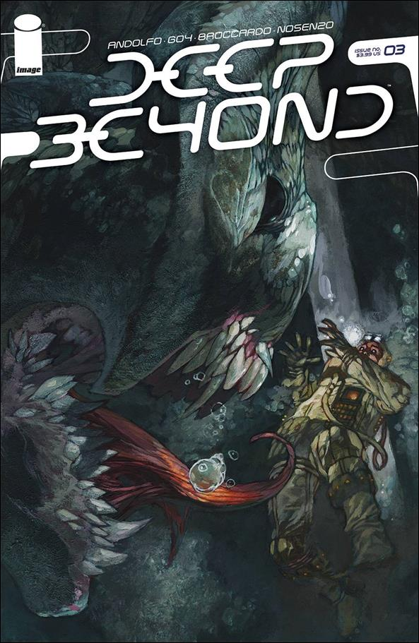 Deep Beyond 3-D by Image