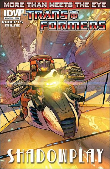 Transformers: More Than Meets the Eye (2012) 10-A by IDW