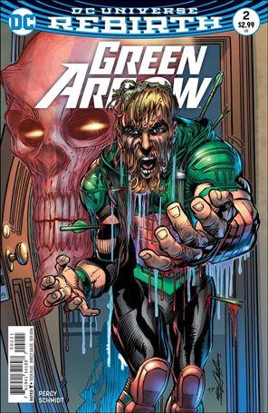 Green Arrow (2016) 2-B