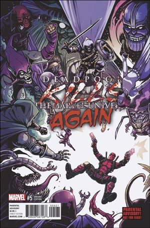 Deadpool Kills the Marvel Universe Again 5-B