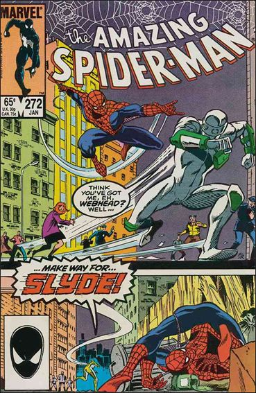 Amazing Spider-Man (1963) 272-A by Marvel