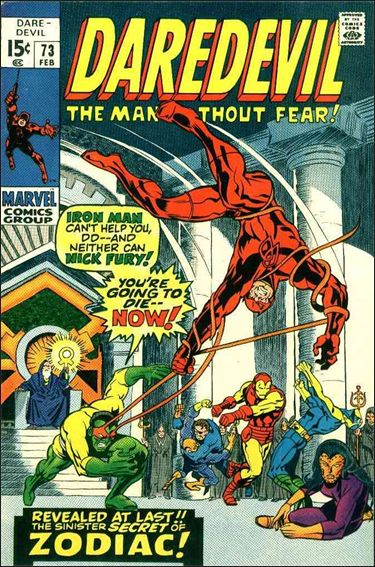 Daredevil (1964) 73-A by Marvel