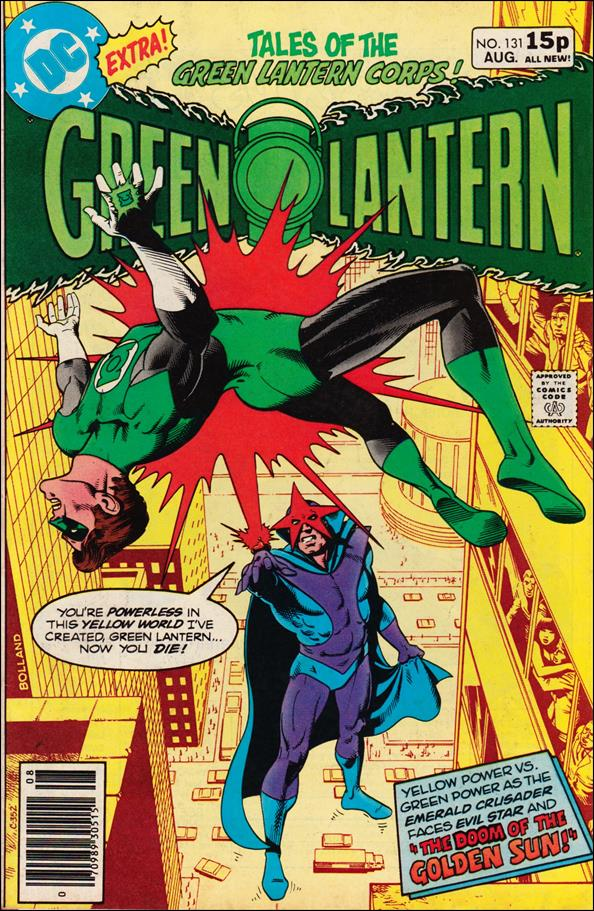 Green Lantern (1960) 131-B by DC