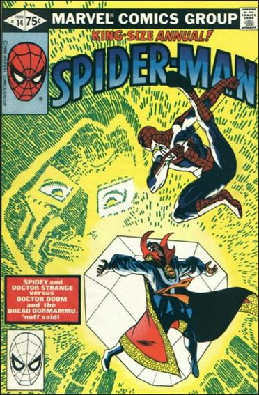 Amazing Spider-Man Annual 14-A by Marvel