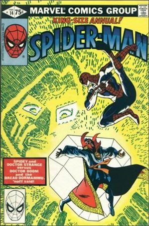 Amazing Spider-Man Annual 14-A