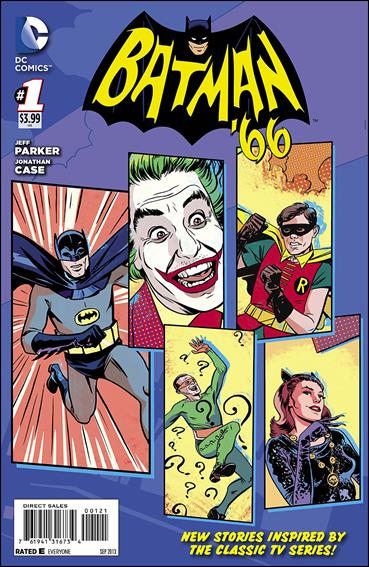 Batman '66 1-B by DC
