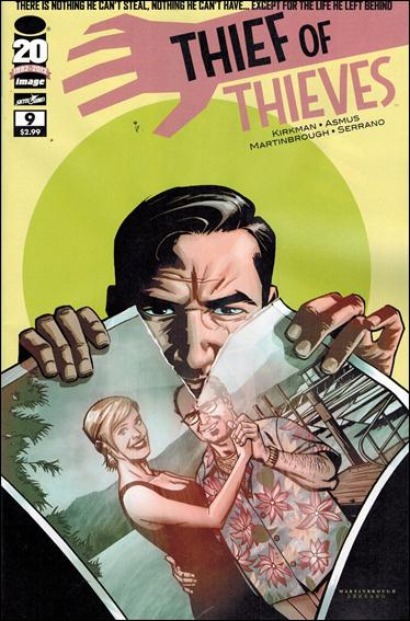 Thief of Thieves 9-A by Skybound Entertainment