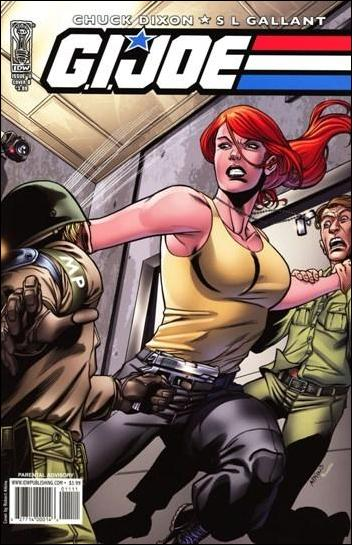 G.I. Joe (2008) 11-B by IDW