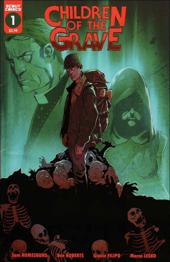 Children of the Grave (2020) 1-A by Scout Comics