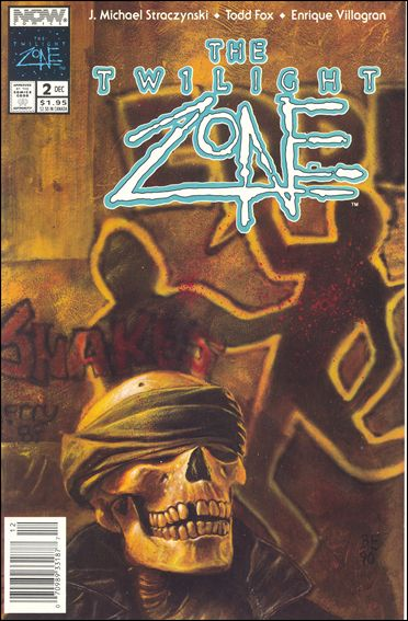 Twilight Zone (1991) 2-A by Now Comics