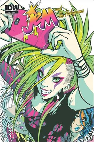 Jem & the Holograms 4-A