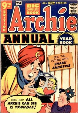 Archie Annual 9-A