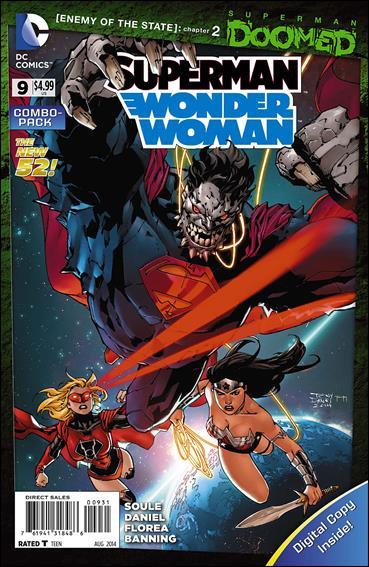 Superman/Wonder Woman 9-B by DC