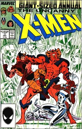 Uncanny X-Men Annual 11-A