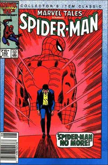 Marvel Tales (1966) 190-A by Marvel