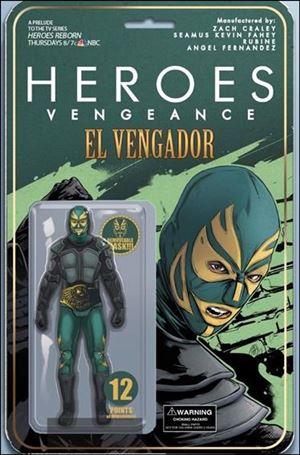 Heroes: Vengeance 1-G