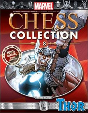 Marvel Chess Collection (UK) 8-A