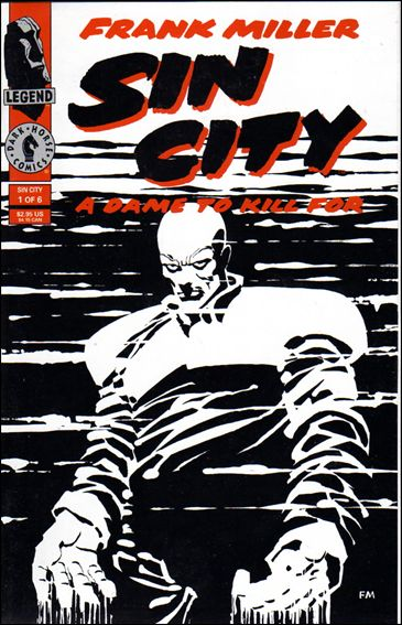 Sin City: A Dame to Kill For 1-C by Dark Horse
