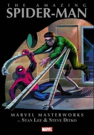 Marvel Masterworks: The Amazing Spider-Man 2-A by Marvel