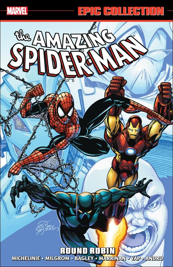 Amazing Spider-Man: Epic Collection 22-A by Marvel