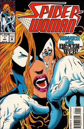 Spider-Woman (1993) 1-A