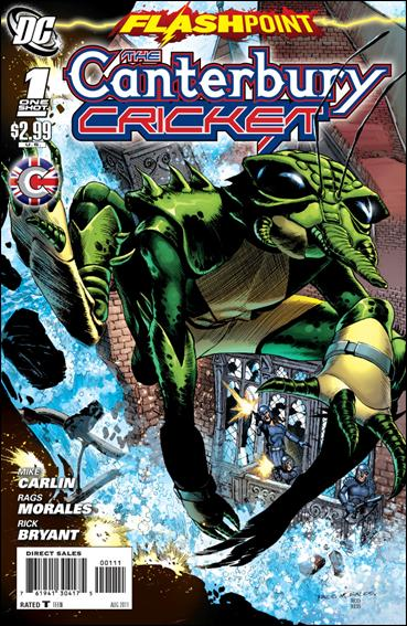 Flashpoint: The Canterbury Cricket 1-A by DC