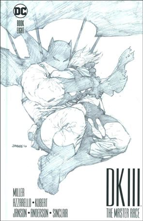Dark Knight III: The Master Race Deluxe Edition 8-A