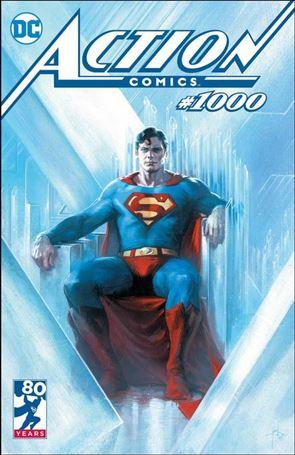 Action Comics (1938) 1000-K