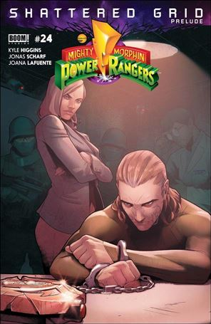 Mighty Morphin Power Rangers 24-A