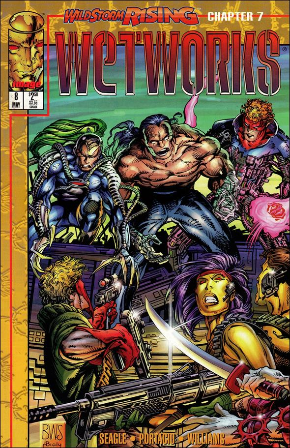 Wetworks (1994) 8-A by Image