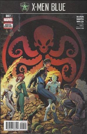 X-Men: Blue 7-A