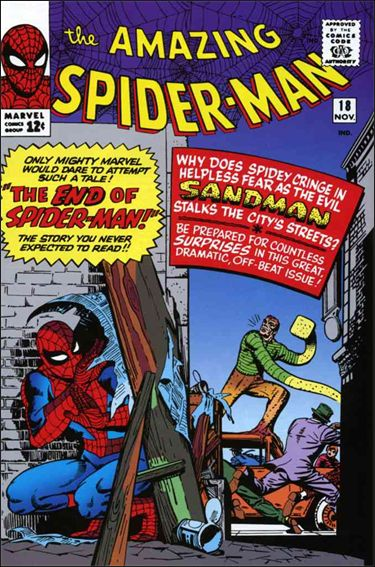 Amazing Spider-Man (1963) 18-A by Marvel