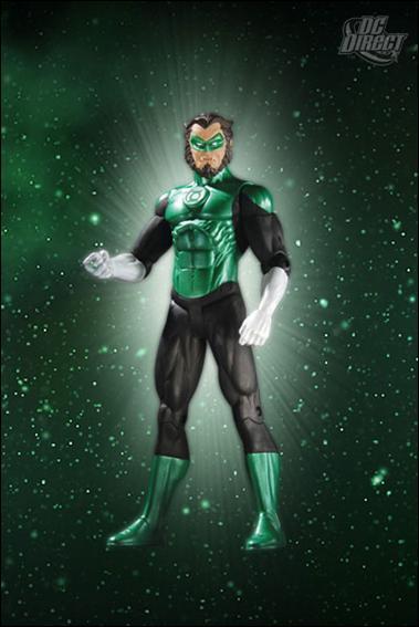 Green Lantern (Series 4) Green Lantern Arkkis Chummuk by DC Direct