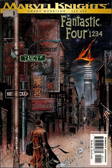 Fantastic Four: 1 2 3 4 1-A by Marvel