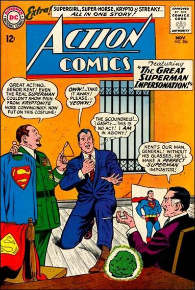 Action Comics (1938) 306-A by DC