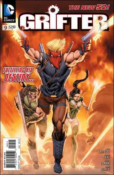 Grifter (2011) 9-A by DC