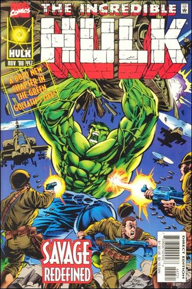 Incredible Hulk (1968) 447-B by Marvel