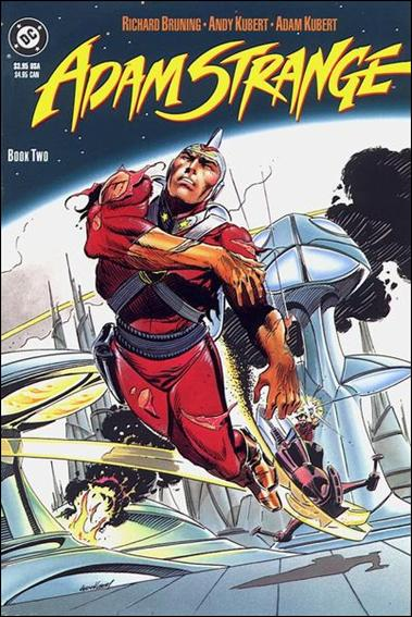 Adam Strange (1990) 2-A by DC