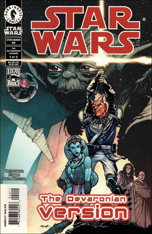 Star Wars/Star Wars Republic 40-A by Dark Horse