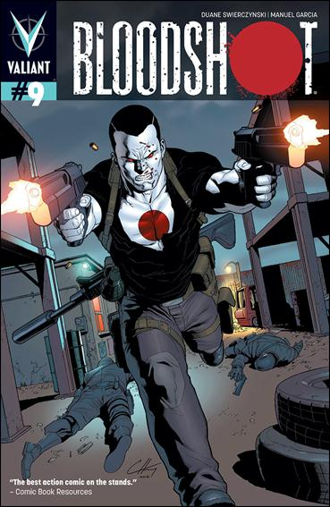 Bloodshot (2012) 9-A by Valiant Entertainment