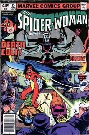 Spider-Woman (1978) 15-A