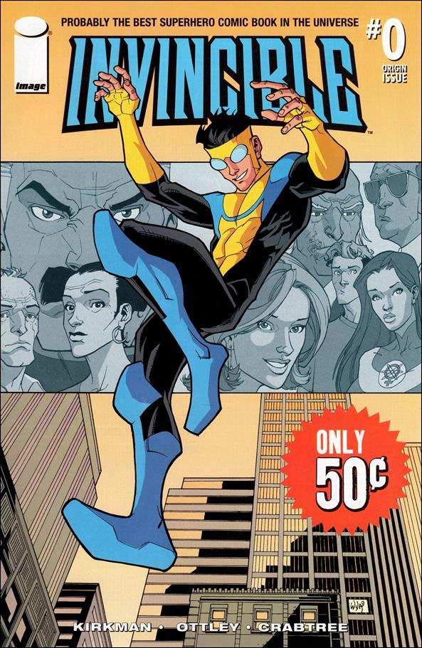 Invincible 0-A by Skybound Entertainment