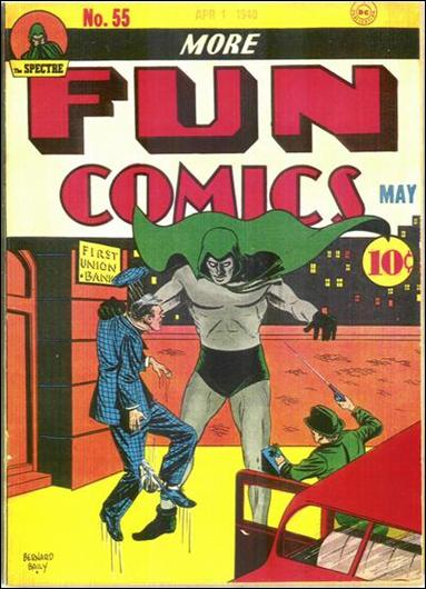 More Fun Comics 55-A by DC
