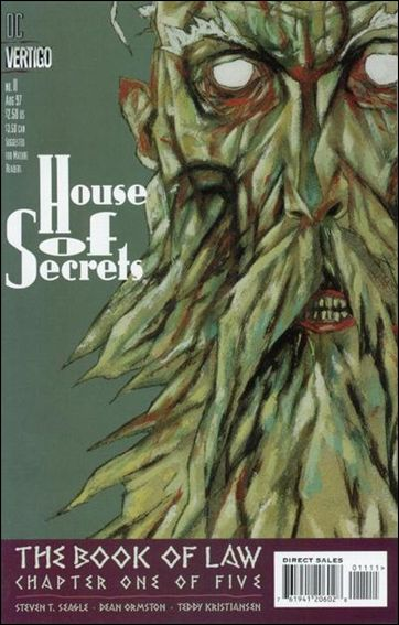 House of Secrets (1996) 11-A by Vertigo